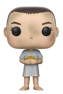Funko Pop ! Television 511 - Stranger Things - Eleven Hospital Gown