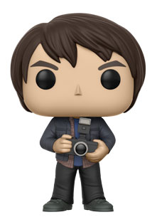 Funko Pop ! Television 513 - Stranger Things - Jonathan with Camera
