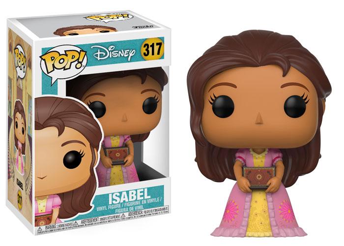 Funko Pop ! Disney 317 - Elena Of Avalor - Isabel