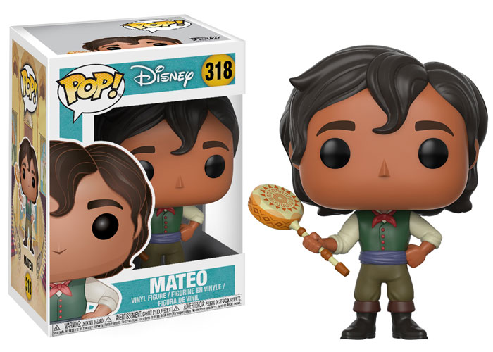 Funko Pop ! Disney 318 - Elena Of Avalor - Mateo