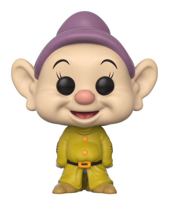 Funko Pop ! Disney 340 - Snow White - Dopey
