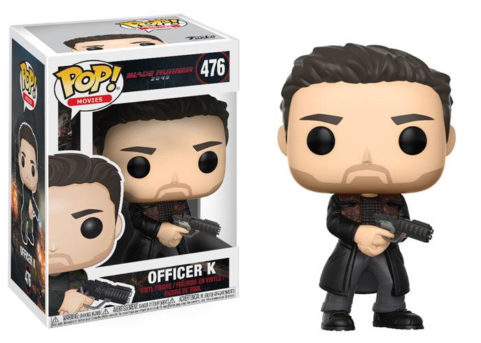Funko Pop ! Movies 476 - Blade Runner 2049 - Officer K
