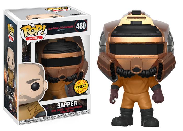 Funko Pop ! Movies 480 - Blade Runner 2049 - Sapper (Chase)