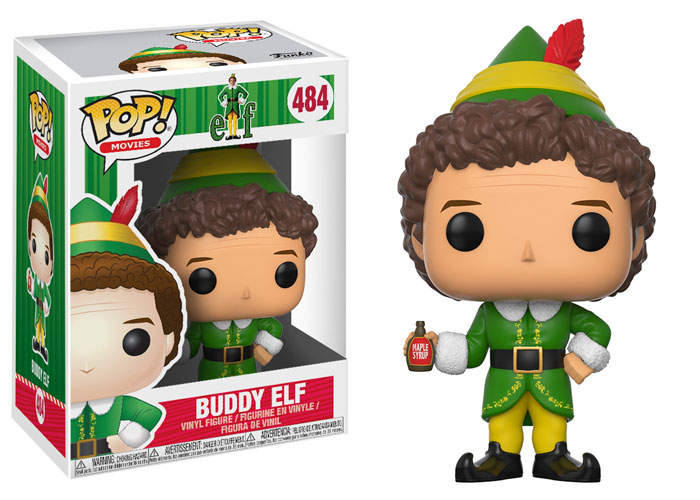 Funko Pop Movies 484 - Elf - Buddy Elf