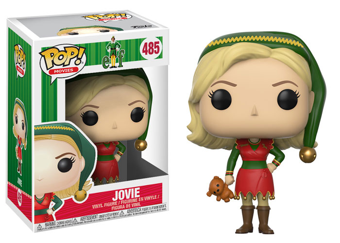Funko Pop Movies 485 - Elf - Jovie
