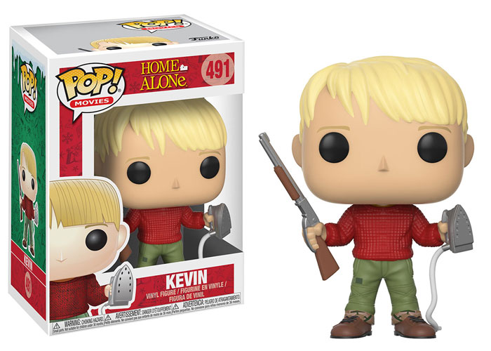 Funko Pop ! Movies 491 - Home Alone - Kevin