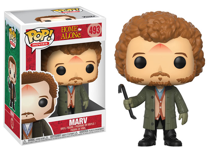 Funko Pop ! Movies 493 - Home Alone - Marv