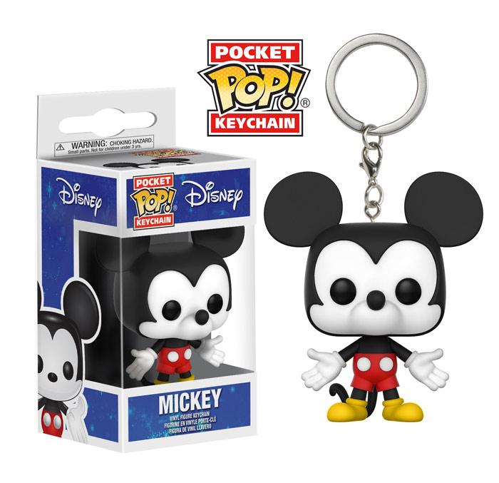 Pocket Pop ! Keychain - Disney - Mickey