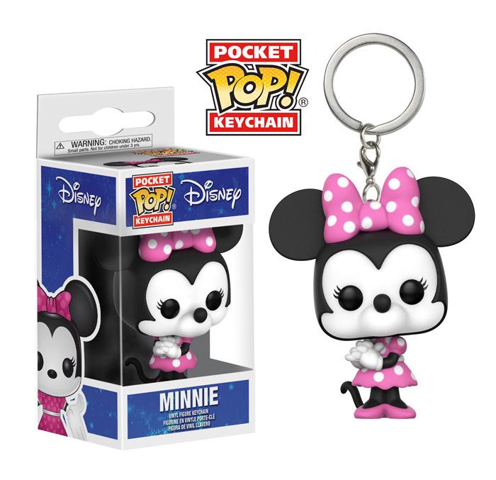 Pocket Pop ! Keychain - Disney - Minnie