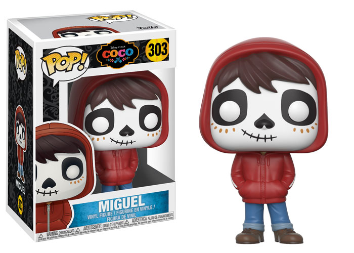 Funko Pop ! Disney 303 - Coco (Pixar) - Miguel