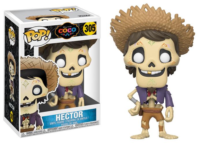 Funko Pop ! Disney 305 - Coco (Pixar) - Hector