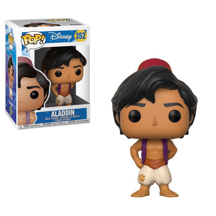 Funko Pop ! Disney 352 - Aladdin - Aladdin
