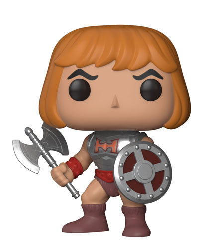 Funko Pop ! Television - Masters of the Universe - Battle Armor He-Man with Damaged Armor