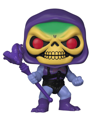 Funko Pop ! Television - Masters of the Universe - Battle Armor Skeletor with Damaged Armor