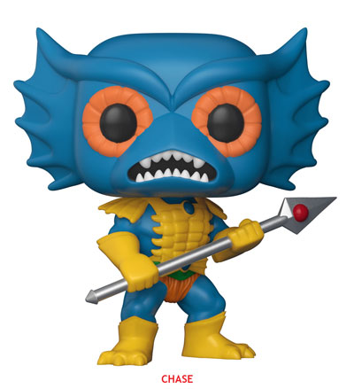 Funko Pop ! Television - Masters of the Universe - Merman (Chase)