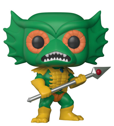 Funko Pop ! Television - Masters of the Universe - Merman