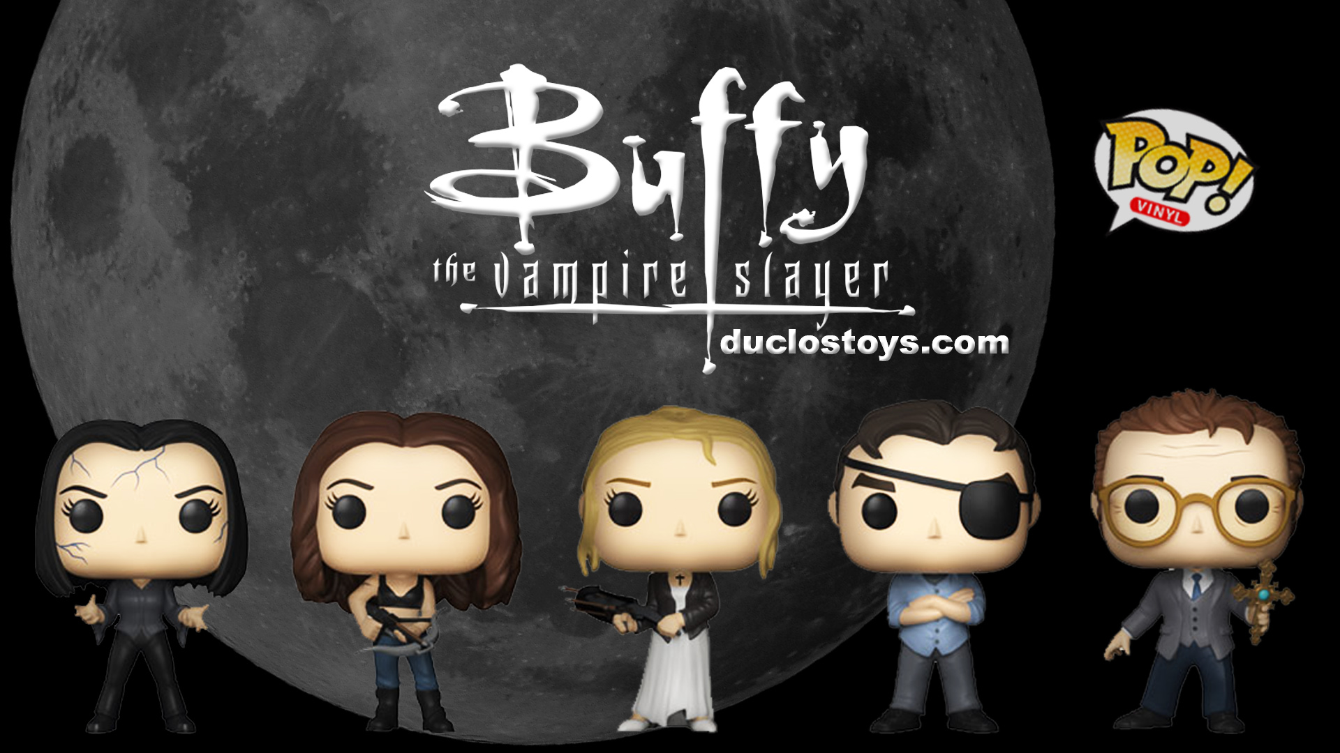 Funko Pop TV Buffy la cazavampiros 20th-Fe Figura De Vinilo