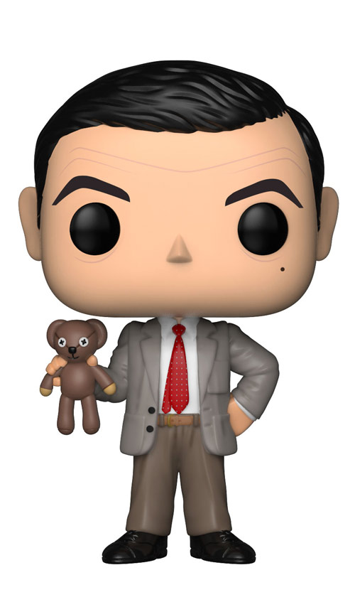 funko pop television mr bean duclos toys action figures collectibles geek toys. Black Bedroom Furniture Sets. Home Design Ideas