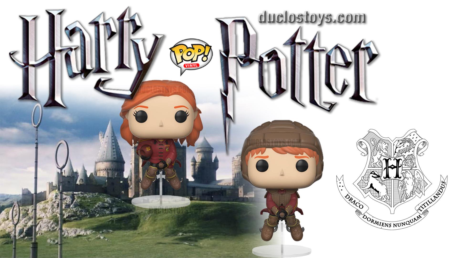 Ginny On Broom Funko Pop!: Harry Potter 2018, Toy NEU