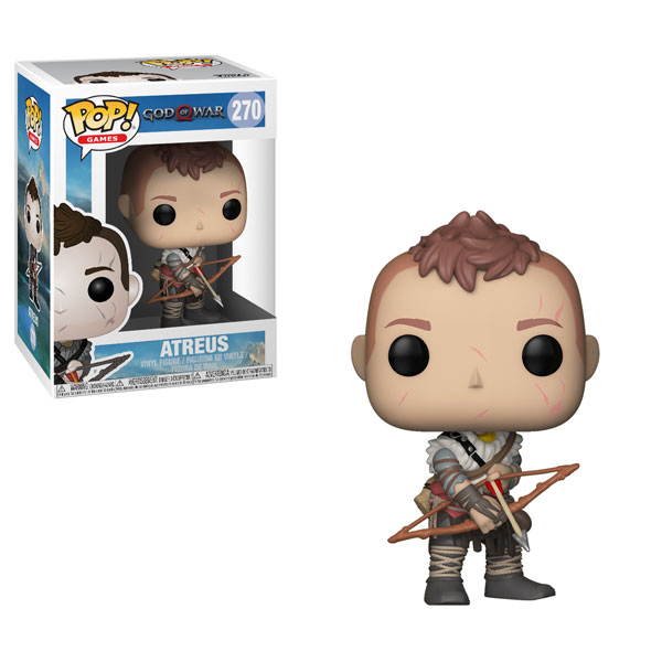 Funko Pop ! Games 270 - God of War - Atreus