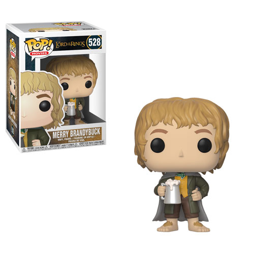 Pop ! Movies 528 - Lord of the Rings - Merry Brandybuck