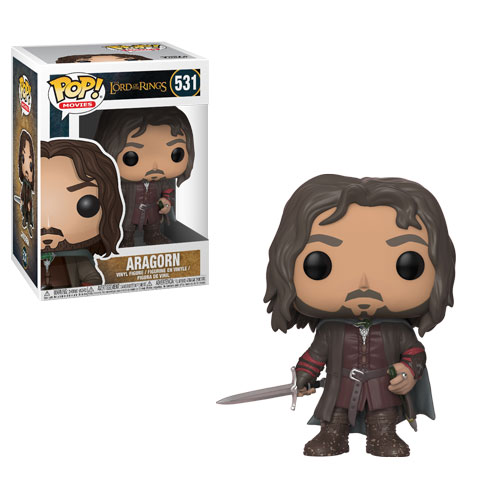 Pop ! Movies 531 - Lord of the Rings - Aragorn