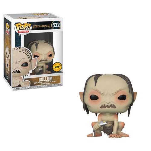Pop ! Movies 532 - Lord of the Rings - Gollum (Chase)