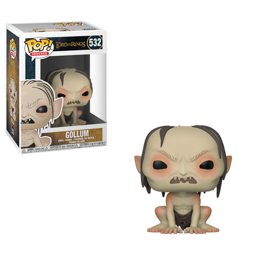 Pop ! Movies 532 - Lord of the Rings - Gollum