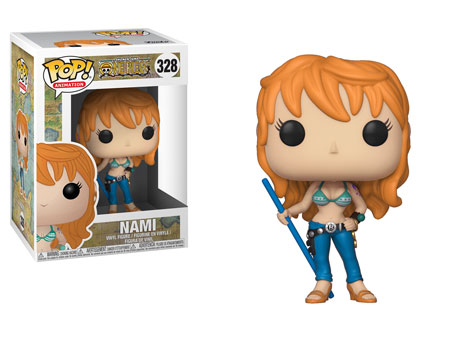Funko Animation 328 - One Piece - Nami