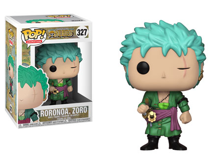 Funko Pop ! Animation 327 - One Piece - Roronoa Zoro