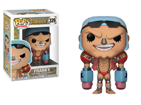 Funko Pop ! Animation 329 - One Piece - Franky