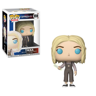 Funko Pop ! Movies 559 - Bright - Tikka