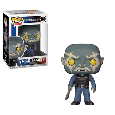 Funko Pop ! Movies 560 - Bright - Nick Jakoby