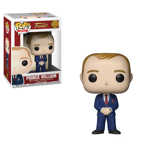 Funko Pop ! Royals 04 - Prince William