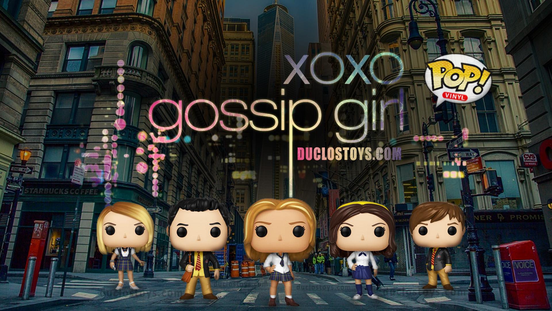 Pop Dan Humphrey Pop Vinyl Vinyl--Gossip Girl
