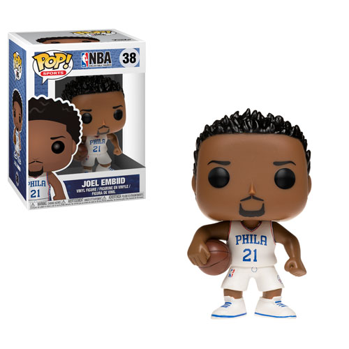 Funko Pop ! Sports 38 - NBA - Joel Embiid