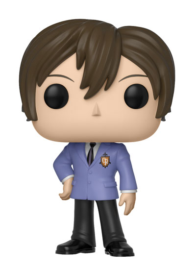 Pop ! Animation - Ouran High School - Haruhi as Bo