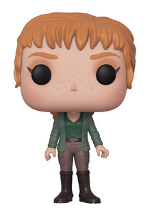 Funko Pop ! Movies - Jurassic World - Claire