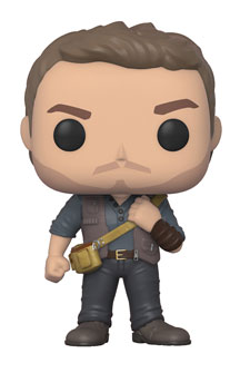 Funko Pop ! Movies - Jurassic World - Owen