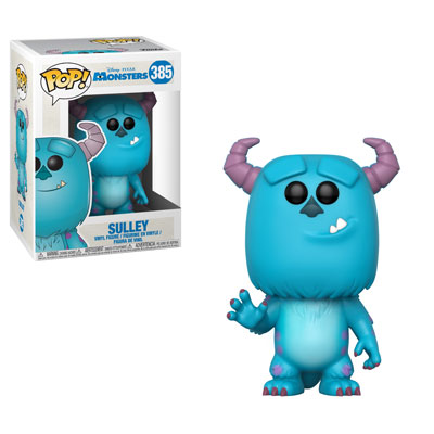 Pop ! Disney 385 - Monsters Inc. - Sulley