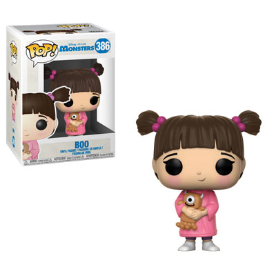 Pop ! Disney 386 - Monsters Inc. - Boo