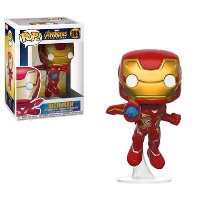 Pop ! Marvel 285 - Avengers- Infinity War - Iron Man