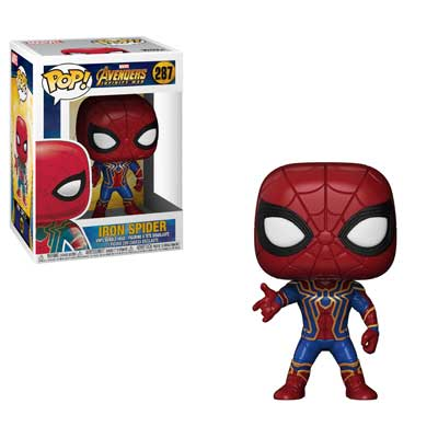 Pop ! Marvel 287 - Avengers- Infinity War - Iron Spider