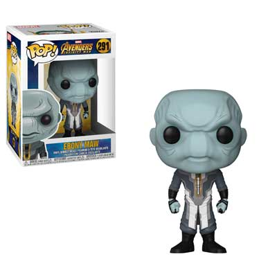 Pop ! Marvel 291 - Avengers- Infinity War - Ebony Maw