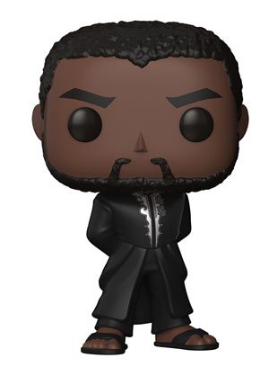 Pop ! Marvel - Black Panther - Black Panther Black Robe