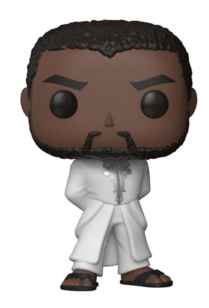 Pop ! Marvel - Black Panther - Black Panther White Robe