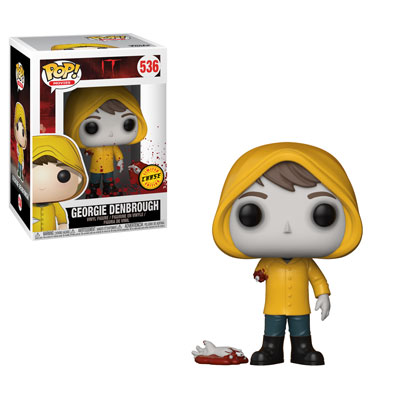 Pop ! Movies 536 - IT - Georgie Denbrough (Chase)