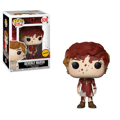 Pop ! Movies 539 - IT - Beverly Marsh (Chase)