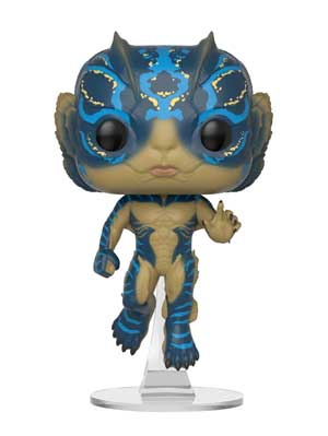 Pop ! Movies - The Shape of Water - Amphibian Man