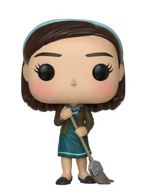 Pop ! Movies - The Shape of Water - Elisa with Broom